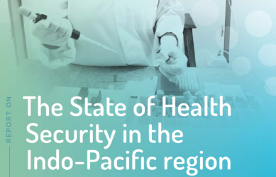 Health security in the Indo-Pacific region