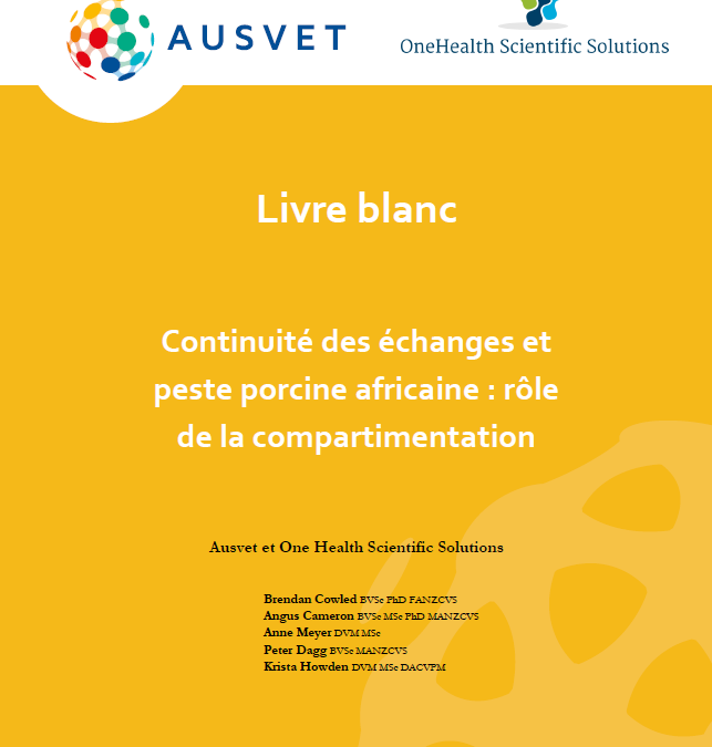 ASF White Paper now available in Spanish and French
