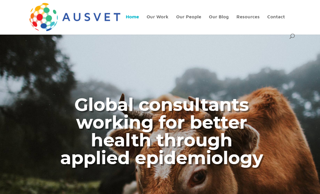 Ausvet website